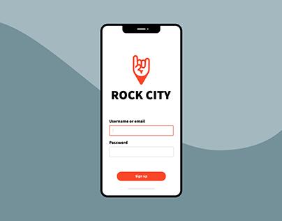 Sign Up UX/UI Design