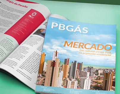 Revista: PBGÁS notícias