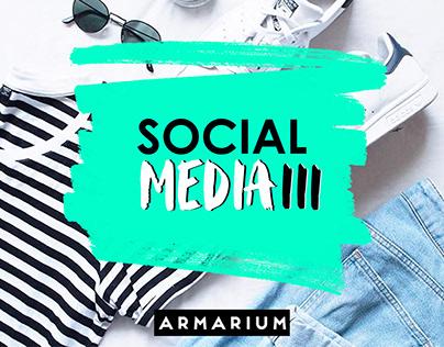 Social Media | ARMARIUM