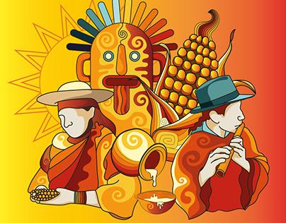 Inti Raymi Otavalo 2019