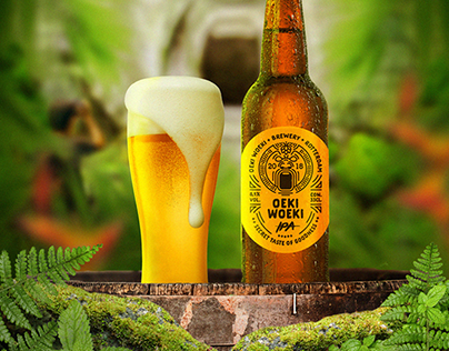 Oeki Woeki Brewery Beer concept and design