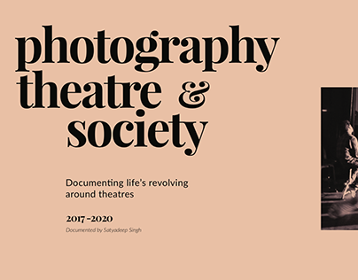 Documenting Theatres Across South Asia
