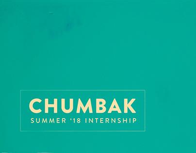 Chumbak Internship