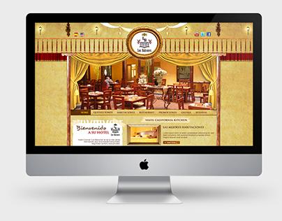 Website: Hotel Los Balcones