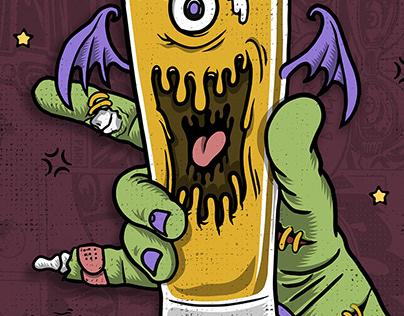 Zombie Beer