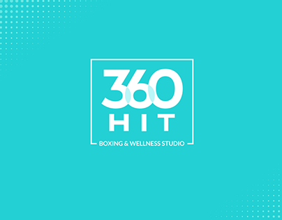 360hit.com.au I Studio Website Landing Page I Branding