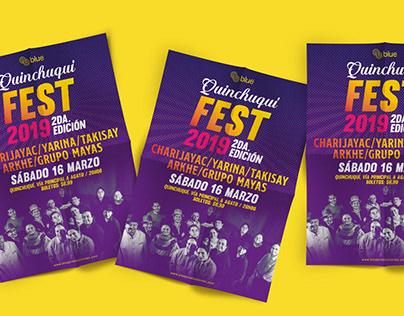 Quinchuquí Fest 2019