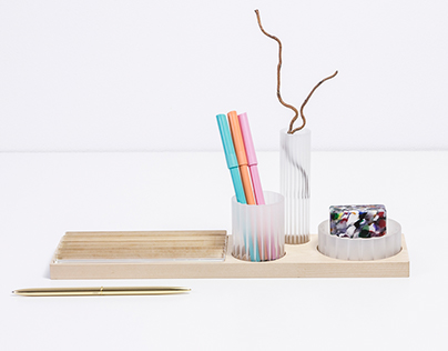 Stand for office supplies FABRIK