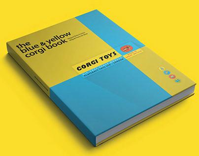 The Blue & Yellow Corgi Book
