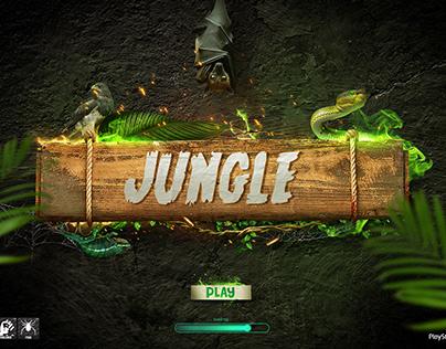 JUNGLE / Game interface
