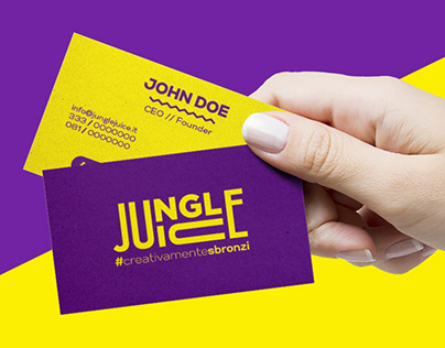 BRAND IDENTITY - Jungle Juice ADV