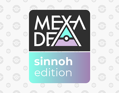 Art Pokedex MX. Sinnoh Edition