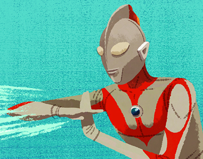 """No. 3 """"Ultraman"""""""