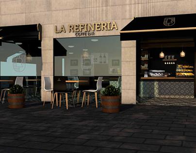 La Refinería Coffee Bar