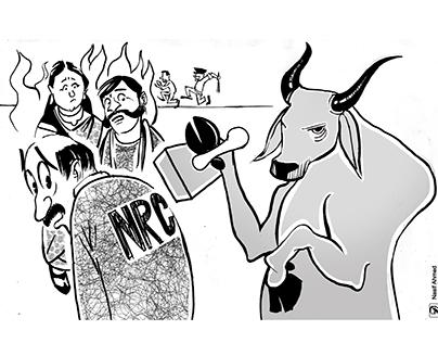 Opinion page illustration .