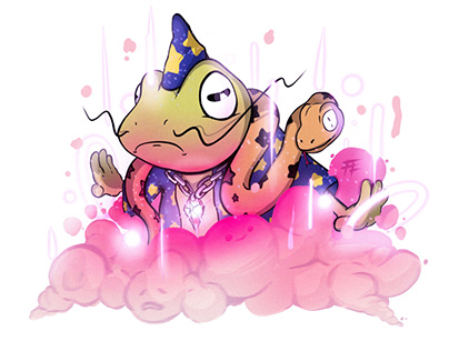 Random Character illustration