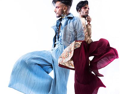 Elton J Fernandez x Ajio Style Tribe