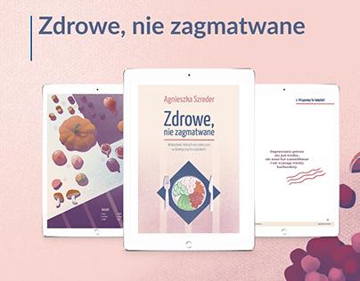 Zdrowe, nie zagmatwane - projekt ebooka