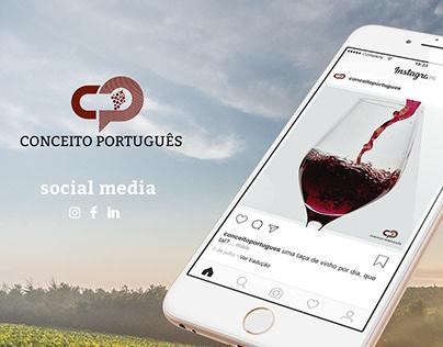 Conceito Português | social media