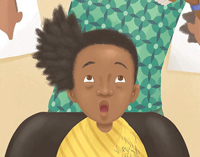 Timi and the barber for Nal'ibali