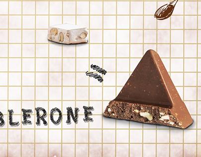 Print Ads (Toblerone)