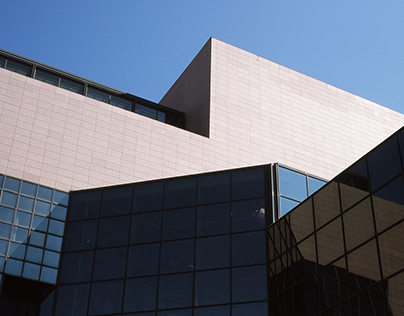 Analog Photography, Architecture