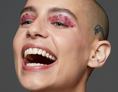 Avon Makeup Award Finalist - (Brazil)