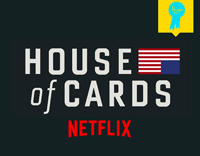 NETFLIX - HOUSE OF CARDS LANZAMIENTO S5