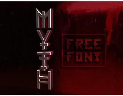 Myth - FREE FONT