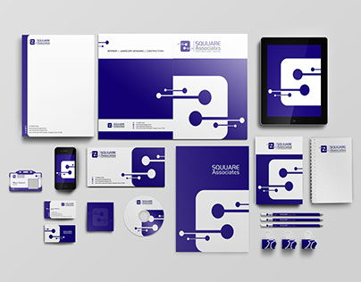 Branding, Visual Identity and Stationery Designs