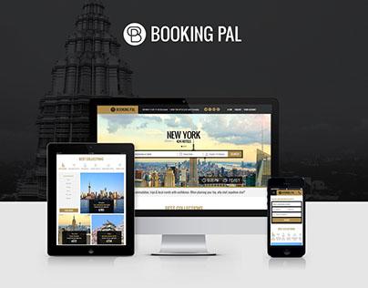 Booking Pal Website