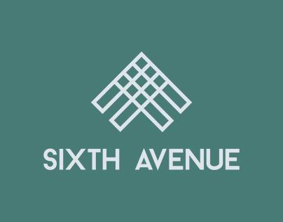 A little bit of Sixth Avenue...