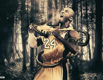 "Kobe Bryant ""Black Mamba"""