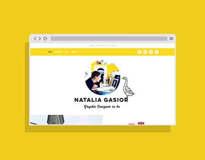 Personal website / blog