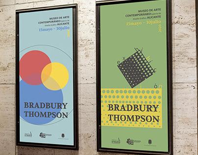 Exhibición Bradbury Thompson