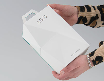 Pida 2016 Finalist - Mapa Baby Monitor Packaging
