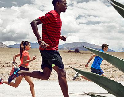 Nike Running Peru