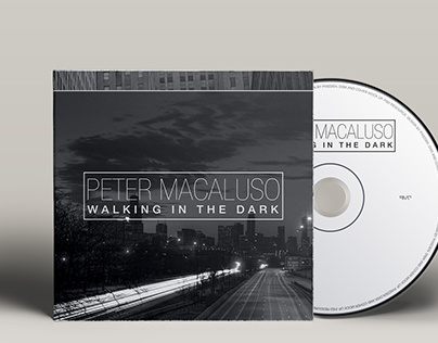 PETER MACALUSO - CD e Cover