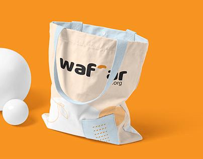 waffar Logo Design & Branding