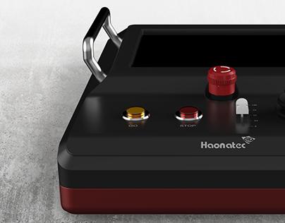 Portable Control Console