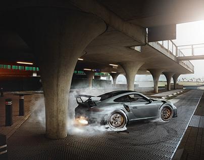 Porsche GT2 RS | CGI