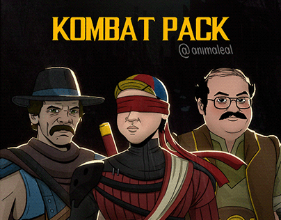 MK Kombat Pack - Chaves Edition
