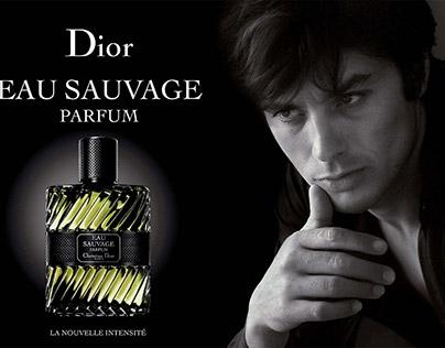 Nước hoa Dior Eau Sauvage for men