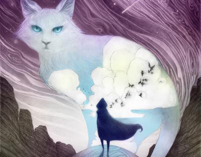 Mock Cover Illustration