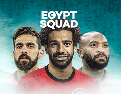 Egypt in World cup 2018