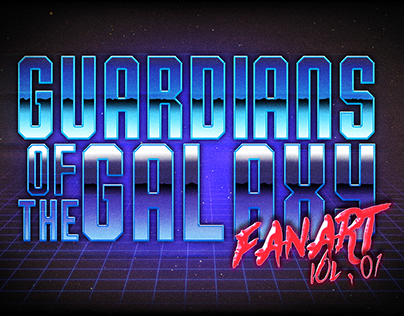 GUARDIANS OF THE GALAXY FANART