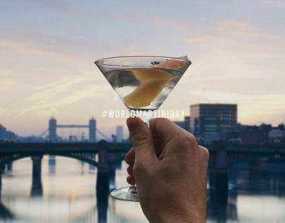 Redação | Ação #WorldMartiniDay Belvedere Vodka