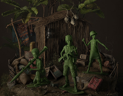 UNICEF | Toy Soldiers