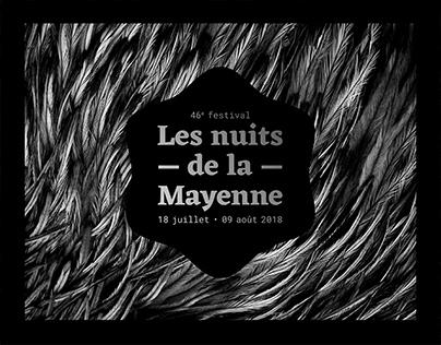 Les Nuits de la Mayenne 2018