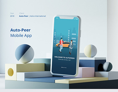 Auto-Peer Mobile App - Astra International
